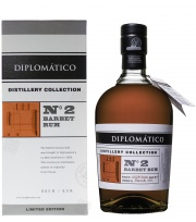 Diplomatico - Distillery Collection N°2 Barbet Rum