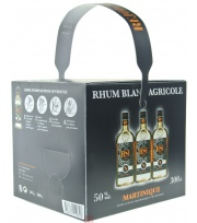 HSE - Bag In box White Rum 300cl 50° (100proof)