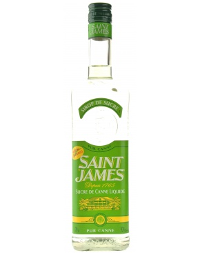 Saint James - Syrup cane sugar