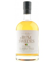 The Rum Swedes - Millésime 2002 Guyana