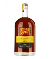 Rum Nation - Perou 8 ans 450 cl rehoboam