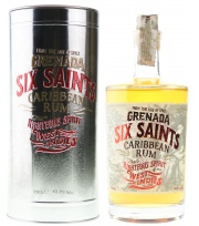 Six Saints Caribbean Rum