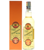 WM Cadenhead - Green Label - Guyana 15 ans