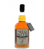 The Real McCoy Rum 5 years