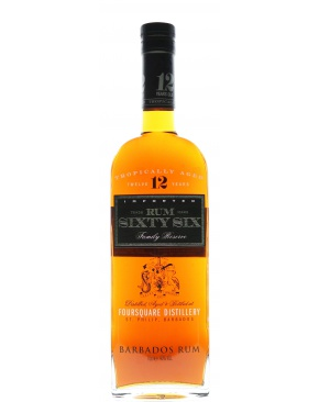 Rum Sixty Six Reserve 12 year old