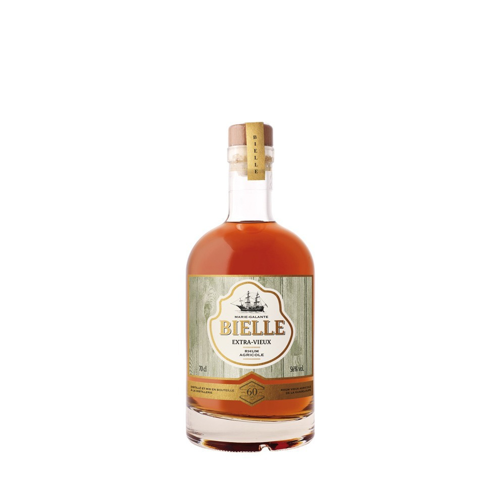 bielle mill sime 2010 extra vieux small batch rum agricole mar. Black Bedroom Furniture Sets. Home Design Ideas