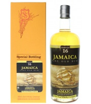 Silver Seal - Vintage 2000 Jamaica Long Pond 16 year old
