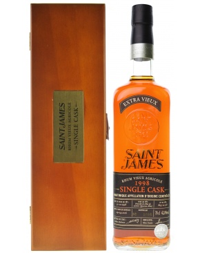 Saint James Single Cask 1998