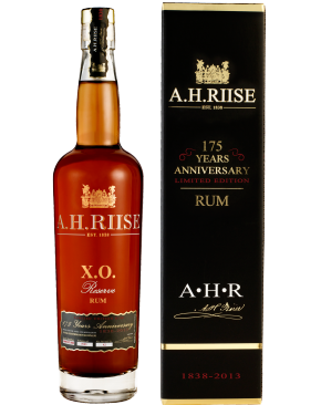 AH Riise - XO Reserve 175 Years Anniversary Limited Edition
