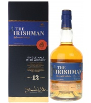 The Irishman Single Malt 12 year old