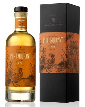 Collection 2018 - Port Mourant MPM Millésime 2008