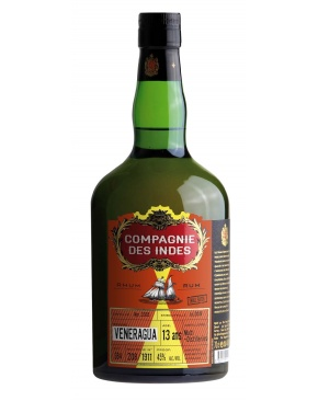 La Compagnie des Indes - Veneragua 13 year old (Blend many distillery)