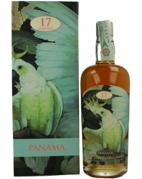 Silver Seal - Panama 17 year old Vintage 2001