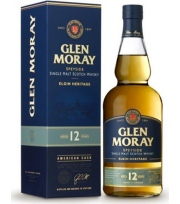 Glen Moray - 12 ans Single Malt Whisky
