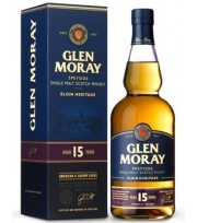 Glen Moray - 15 ans Single Malt Whisky