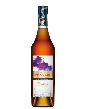 Savanna - 15 ans Grand Arome Port Cask Blend
