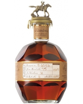 Blanton's - Straight From the Barrel 64.4%