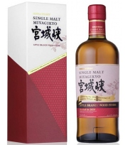 Miyagikyo Apple Brandy Wood Finish (Bottled 2020)