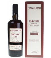 Monymusk - EMB 1997 22 years old Exclusive for Guiseppe Begnoni