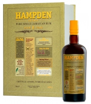 Hampden Estate - Giftbox with glass tasting 8 years old Trelawny Batch 2