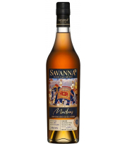 Savanna - Single Cask n°496 - 12 years old 2007 Grand Arôme Chai Humide